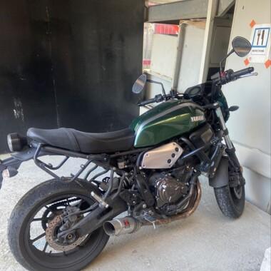 Yamaha  XSR 700