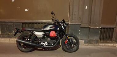 Moto Guzzi v7 III Carbone