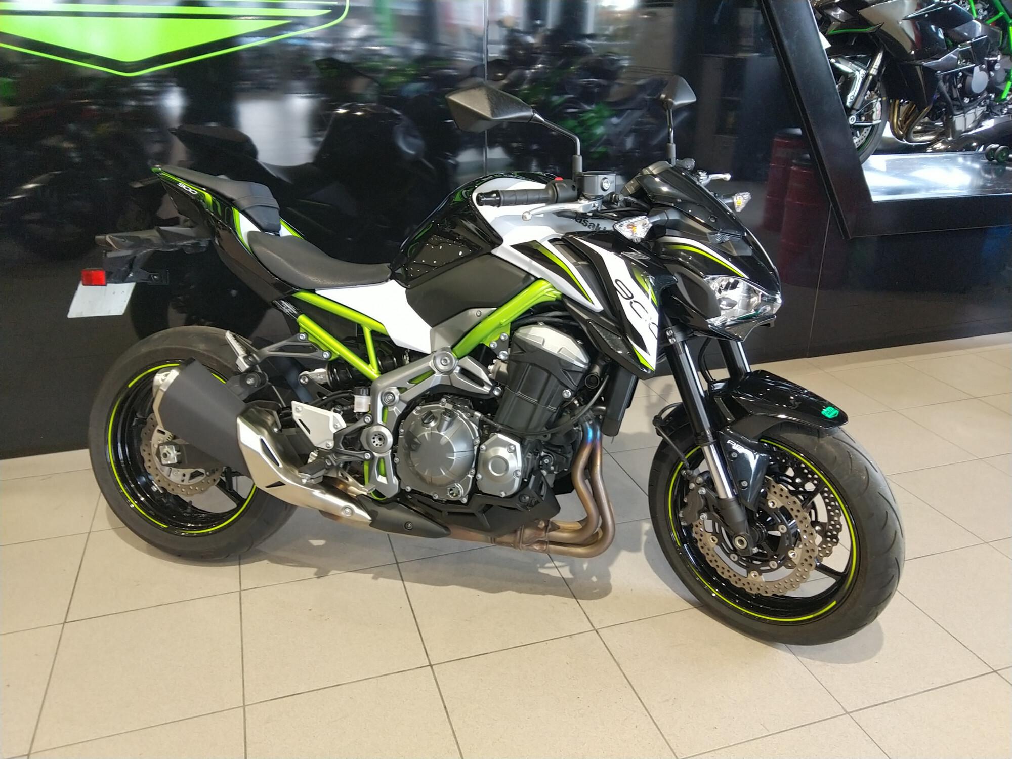 Kawasaki  Z 900 e