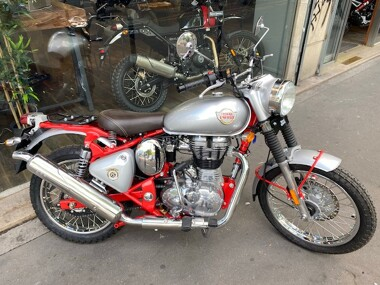 Royal Enfield 500 TRIALS