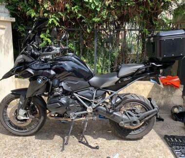 BMW GS 1200 full option