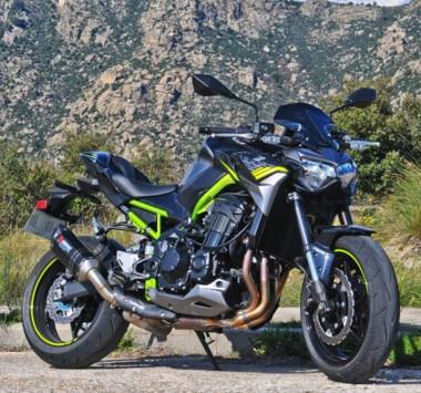 Kawasaki  Z900 A2 année 2020 Pack PERFORMANCE