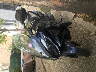 KYMCO DOWNTOWN EXCLUSIVE 350 (2016-2018)