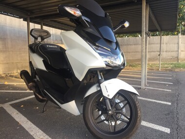 Honda FORZA NSS Pot Akrapovic